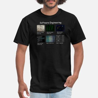 Programmer Coding Software Engineers - Men's T-Shirt