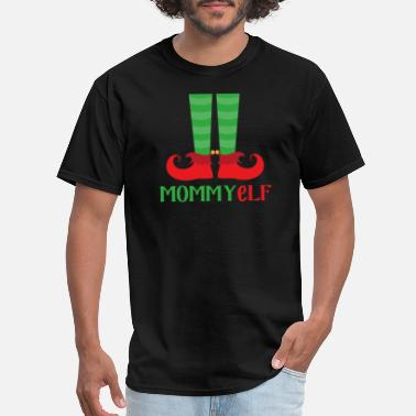 Mommy Elf Mommy Elf - Men's T-Shirt