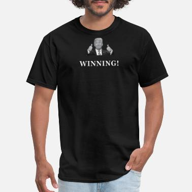 Winning Trump Winning - Men's T-Shirt