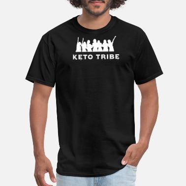Carbs Keto Tribe - Men's T-Shirt