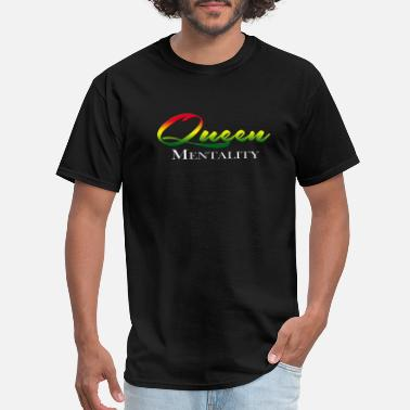Queen Mentality - Men's T-Shirt