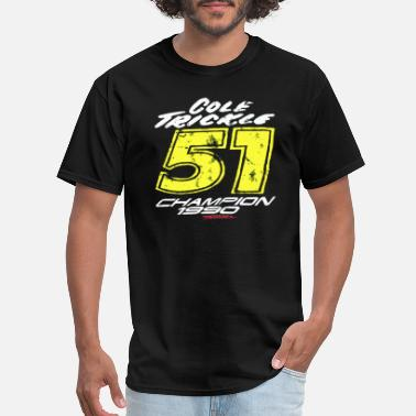 Usac 51 COLE TRICKLE LOGO - Men's T-Shirt
