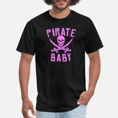Pirate Baby Pirate Baby - Men's T-Shirt