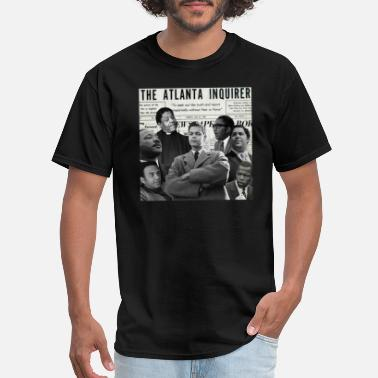 Civil Rights Movement Back Julian - Men's T-Shirt