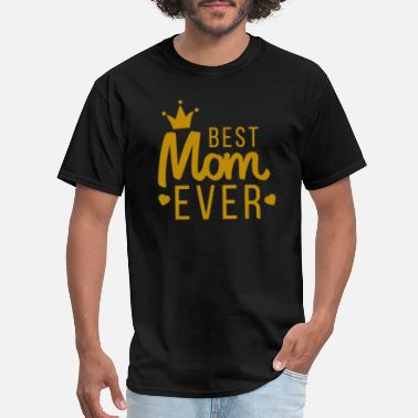 Best Queen Mom Queen Best - Men's T-Shirt
