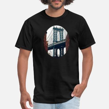 Bridge Bridge - Men's T-Shirt