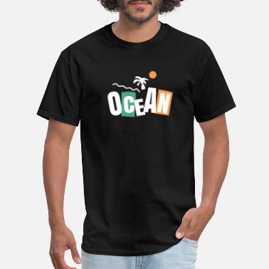Oceanic Ocean - Men's T-Shirt