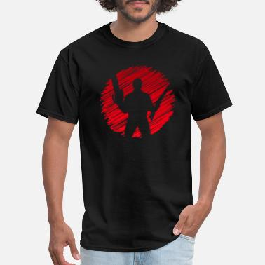 Evil Evil Killer Logo - Men's T-Shirt
