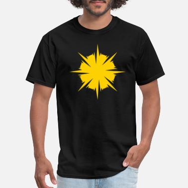 Lightning Sun Snow Star - Men's T-Shirt