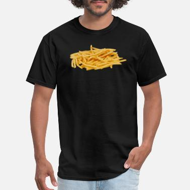French Roast French fries - Men's T-Shirt