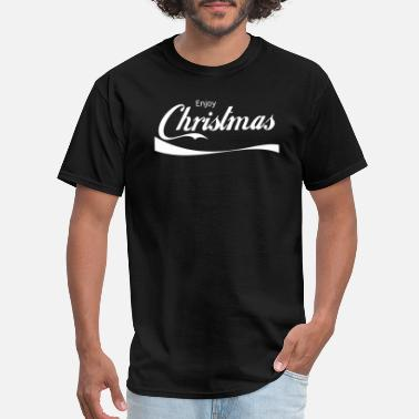 Enjoy Christmas Enjoy Christmas - Men's T-Shirt