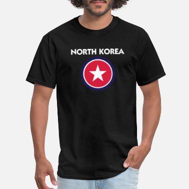 0f125b507 Shop North Korea Football T-Shirts online | Spreadshirt