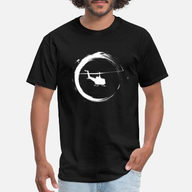 Helicopter Helicopter - Men's T-Shirt