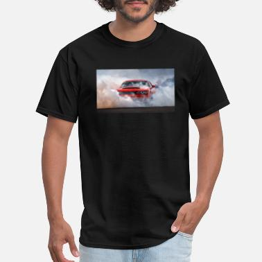Demon Dodge Challenger SRT Demon - Men's T-Shirt