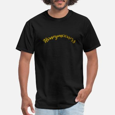Honeymoons Honeymooners - Men's T-Shirt