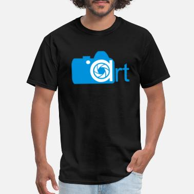 Photo Montage Art Photo - Men's T-Shirt