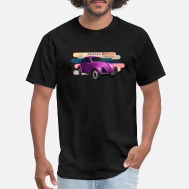 Classic Always Beetle - Men's T-Shirt
