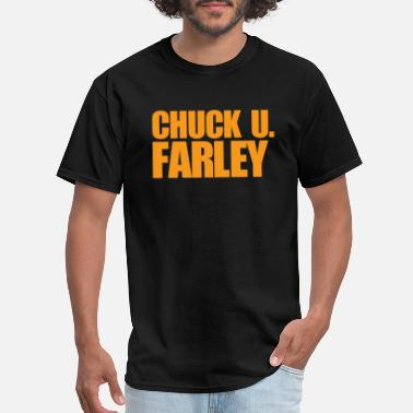 Farley CHUCK U FARLEY YELLOW - Men's T-Shirt