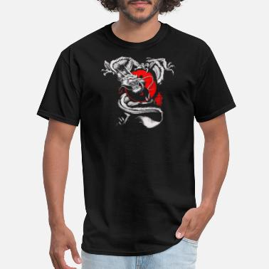 Tay Rock Music China Tai Chi Dragon Rock - Men's T-Shirt