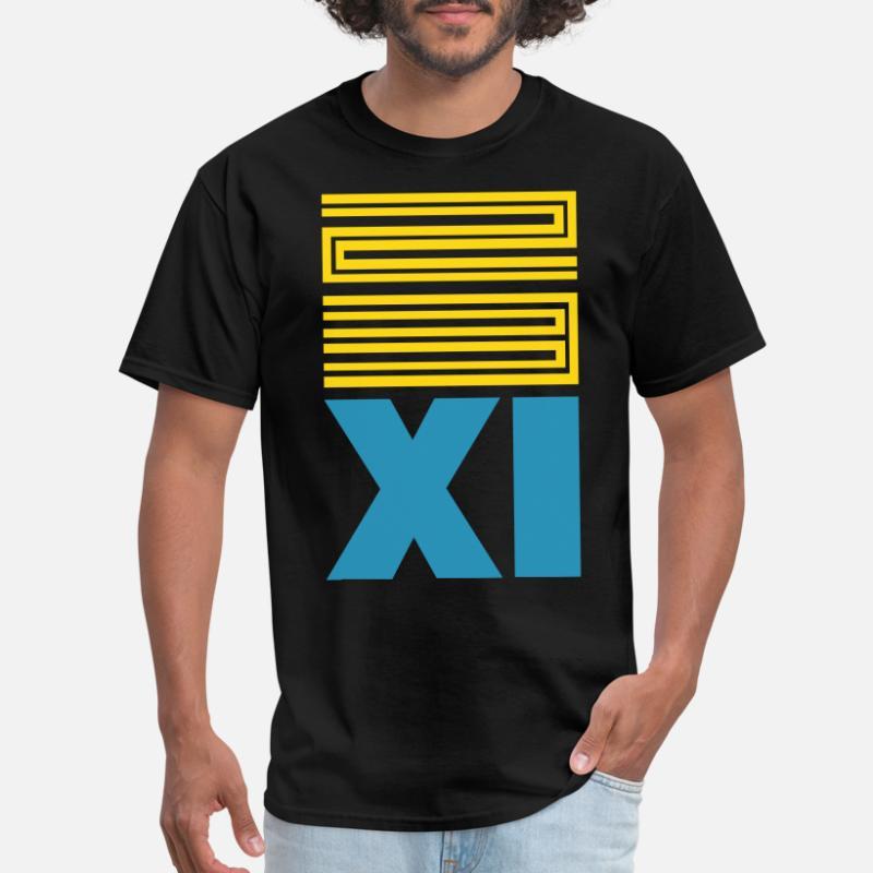 big sale 2ff0e 426f8 Shop Jordan 11 Gamma Blue T-Shirts online   Spreadshirt