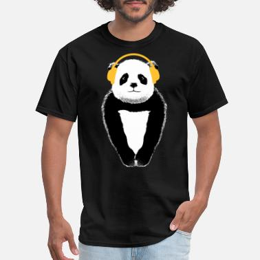 Pandas Filthy Panda - Men's T-Shirt