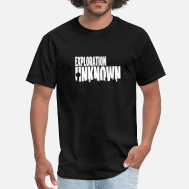 Exploration Unknown Exploration Unknown Knoxville Skyline - Men's T-Shirt