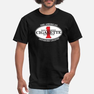 Cigarette Cigarette Racing Team - Men's T-Shirt