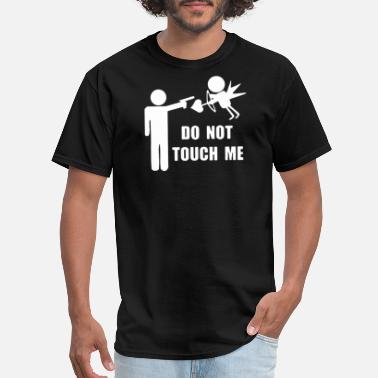 Do Not Touch Me Do Not Touch Me Amor Angel - Men's T-Shirt