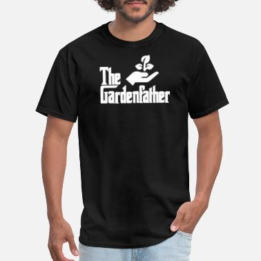 Garden Garden Father - Men's T-Shirt