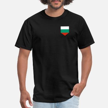 Bulgaria Bulgaria Bulgarian Flag - Men's T-Shirt