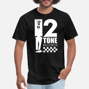 8323720b8 Ska 2 Tone Records Reggae Ska Trojan - Men's T-Shirt