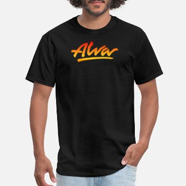 Alva NEW ALVA SKATEBOARD SKATE DECKS LOGO - Men's T-Shirt
