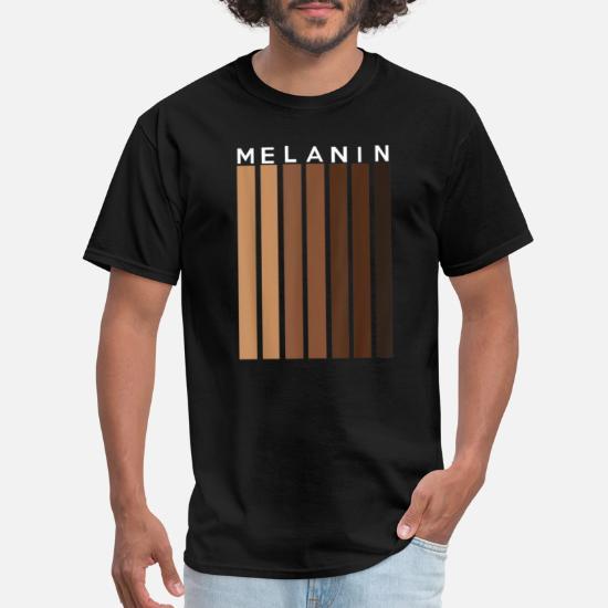 Melanin Shades Black Pride Gift T-Shirt Oheneba