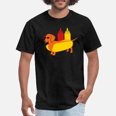 Dogs Weenie Dog Tee for Women - Men's T-Shirt