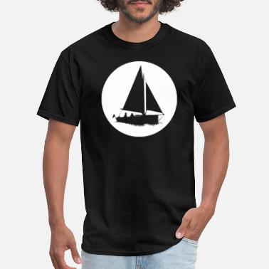 Sailing School Sailing holiday sailing - Men's T-Shirt
