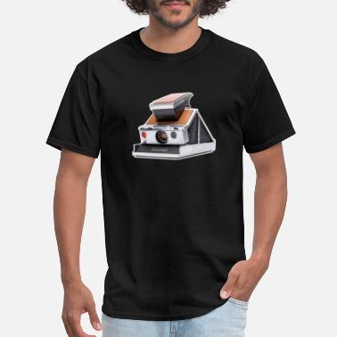 Instant-camera Camera Polaroid - Men's T-Shirt