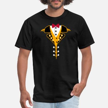 Showman Circus Ringmaster Outfit Halloween Costume - Men's T-Shirt