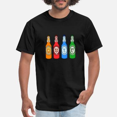 Zombies Call of Duty zombies perk-A-cola drinks logos - Men's T-Shirt