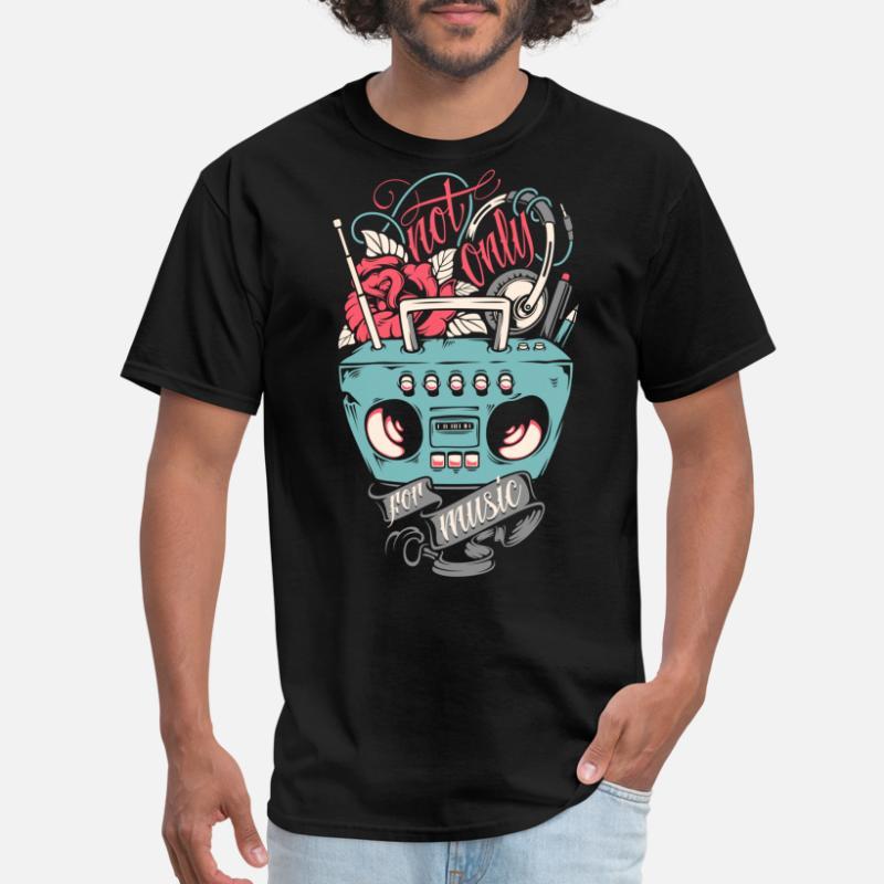 a2a8b4764 Shop Music T-Shirts online | Spreadshirt