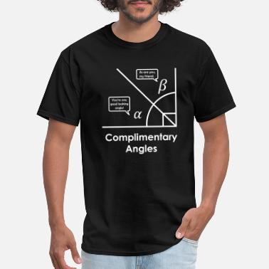 Math complimentary angles - Men's T-Shirt