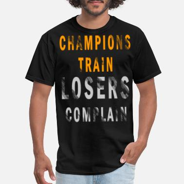 Champion Girl Champion - Men's T-Shirt