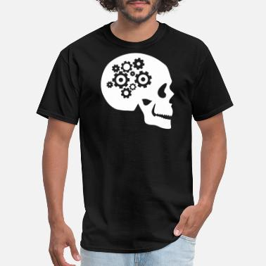 Mechanical Brain Mechanic Brain - Men's T-Shirt