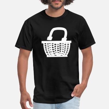 Woven Woven Basket - Men's T-Shirt