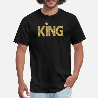 king all - Men's T-Shirt