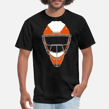 Catchers Mask - Men's T-Shirt
