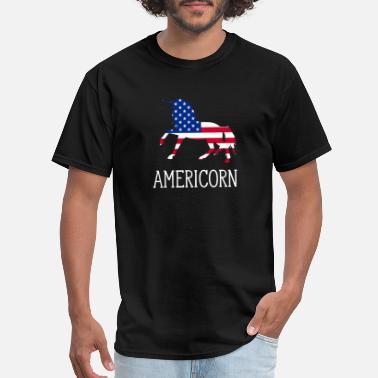 Americorn Americorn - Men's T-Shirt