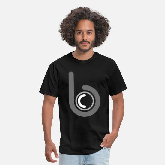 Canada T-Shirts - Boards of Canada Logo - Men's T-Shirt black