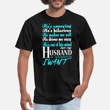 Property Of My Husband Husband - My Husband T Shirt - Men's T-Shirt