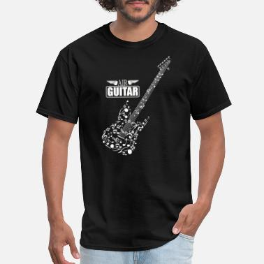 Air Guitar Air guitar - Air guitar - Men's T-Shirt