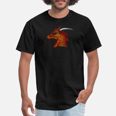 War Dragons Dragon - Men's T-Shirt